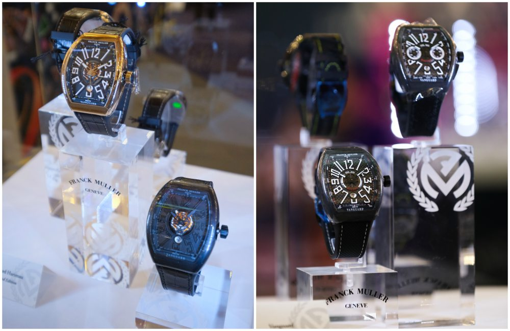 Franck Muller 100 Masterpieces Exhibition With Sincere Fine Watches Watches - 百强杰作盛大庆典:100 MASTERPIECES 独家表展