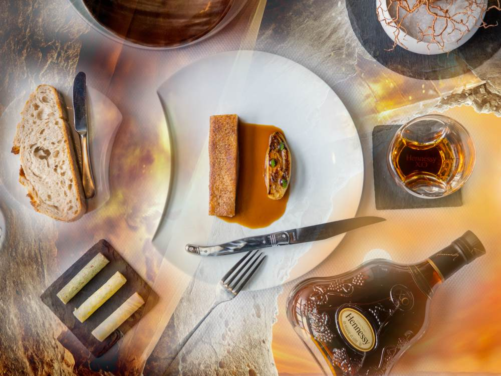 Hennessy X.O x Saint Pierre Presented The Seven Worlds Dining Experience Rising Heat - 进入 Hennessy X.O 的 The Seven Worlds 用餐体验