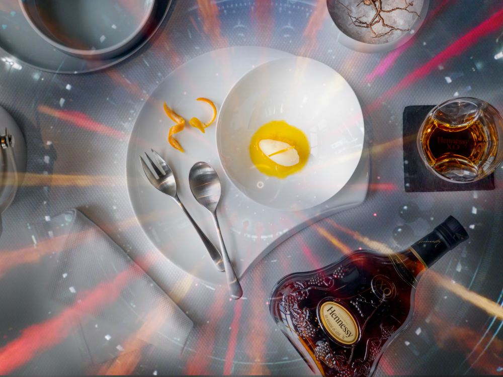 Hennessy X.O x Saint Pierre Presented The Seven Worlds Dining Experience Spicy Edge - 进入 Hennessy X.O 的 The Seven Worlds 用餐体验