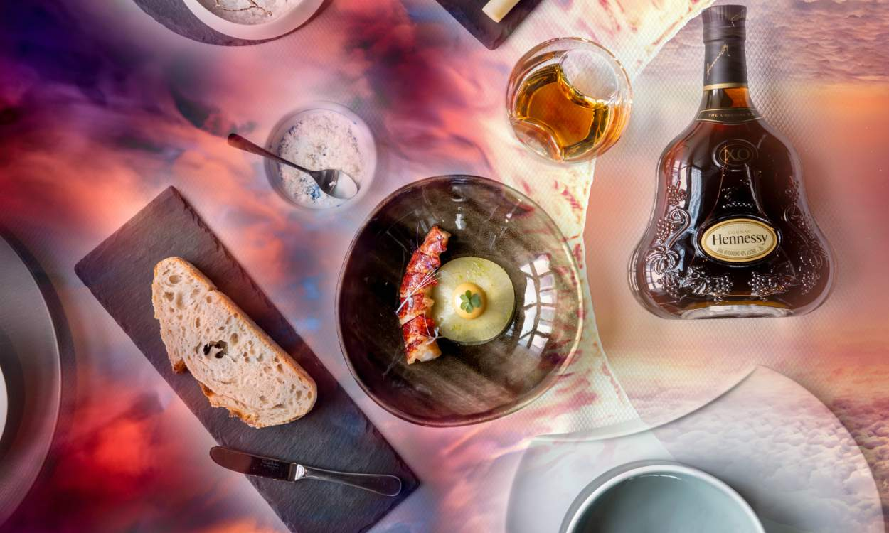 Hennessy X.O x Saint Pierre Presented The Seven Worlds Dining Experience cover - 进入 Hennessy X.O 的 The Seven Worlds 用餐体验
