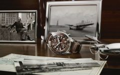 "IWC Pilot's Watch Timezoner ""80 Years Flight to New York"" 240x150 - Saint Exupéry 历史性航程80周年: IWC Pilot's Watch Timezoner 限量腕表"