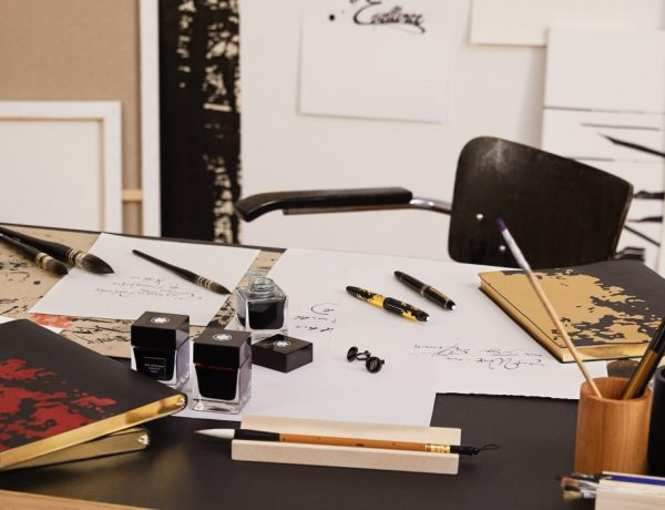 Montblanc Montblanc Meisterstück Calligraphy collection 600x460 - 致敬手写艺术之美: Montblanc Meisterstück Calligraphy