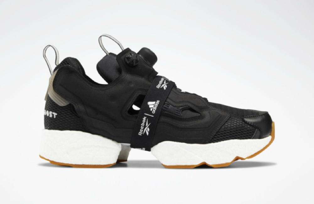 REEBOK AND ADIDAS UNVEIL RELEASE DATES FOR ALL NEW INSTAPUMP FURY BOOST Fury Boost 2 - 强强联手 独家呈献:INSTAPUMP FURY BOOST 系列