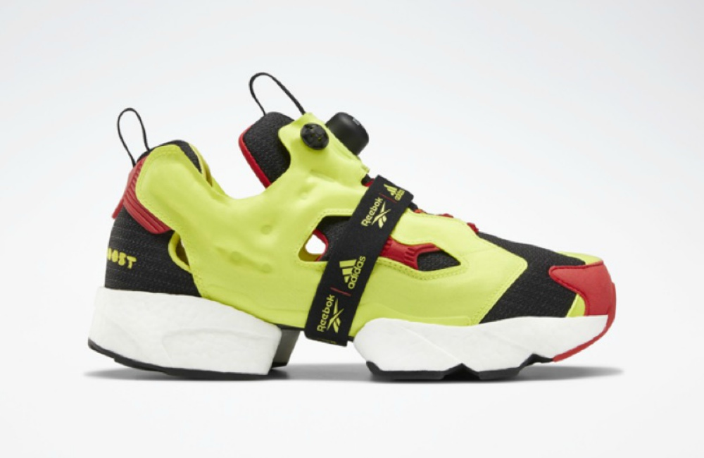 REEBOK AND ADIDAS UNVEIL RELEASE DATES FOR ALL NEW INSTAPUMP FURY BOOST Fury Boost 3 - 强强联手 独家呈献:INSTAPUMP FURY BOOST 系列