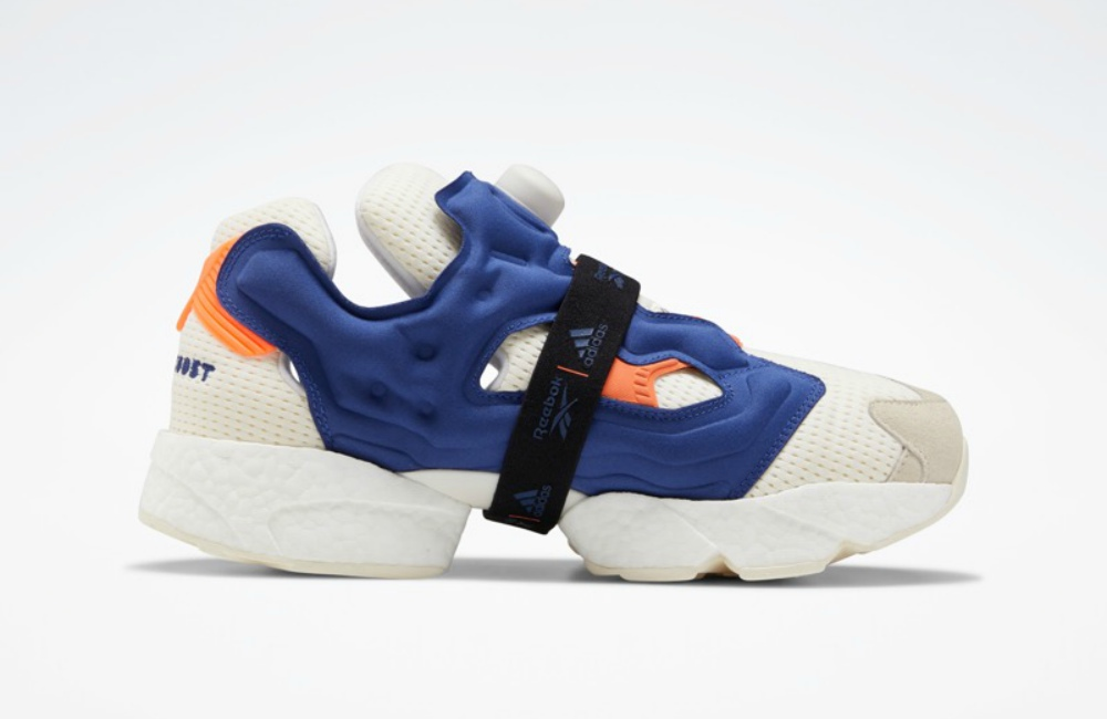 REEBOK AND ADIDAS UNVEIL RELEASE DATES FOR ALL NEW INSTAPUMP FURY BOOST Fury Boost 4 - 强强联手 独家呈献:INSTAPUMP FURY BOOST 系列