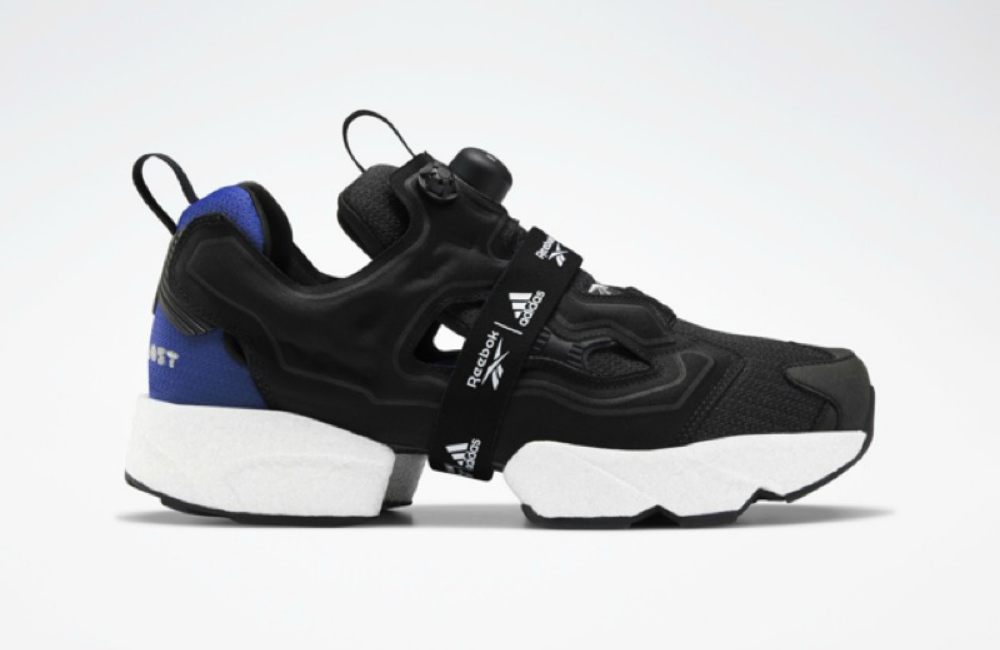 REEBOK AND ADIDAS UNVEIL RELEASE DATES FOR ALL NEW INSTAPUMP FURY BOOST Fury Boost - 强强联手 独家呈献:INSTAPUMP FURY BOOST 系列
