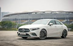 The New Mercedes AMG A 35 4MATIC Sedan cover 240x150 - M.AMG 再添新力军:MERCEDES AMG A35 SEDAN