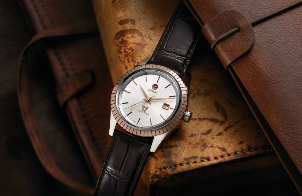WatchWatches Rado Tradition Golden Horse Lifestyle - 复古设计 现代演绎:RADO Tradition Golden Horse
