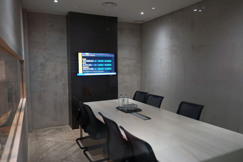 meeting room NEST co working space the curve - Co-Working 新概念 NEST 提供多样美食!