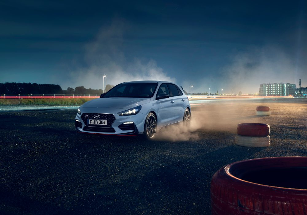 Hyundai i30N Performance night - 韩系热血风潮来袭!Hyundai i30N Performance