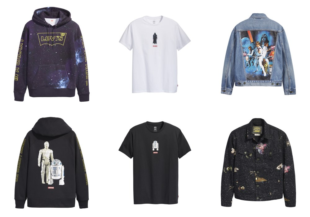 Levis x Star wars collection 2019 003  - The force will be with you always — 与 Levi's 纪念星战最终篇