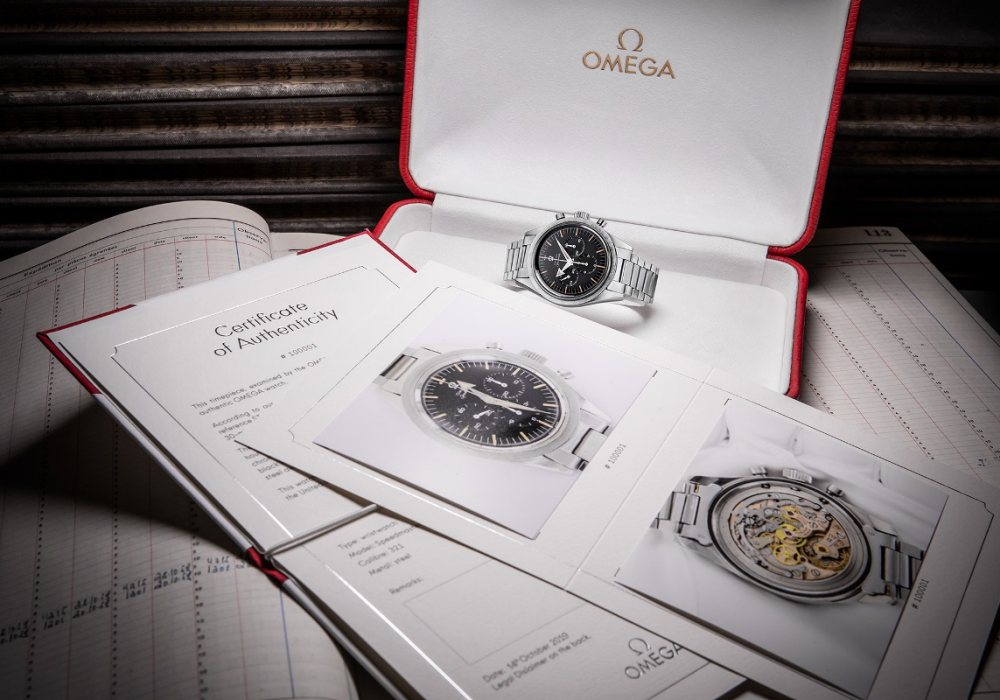 OMEGA Certificate of Authenticity 01 - OMEGA 为古董表爱好者捎来好消息!