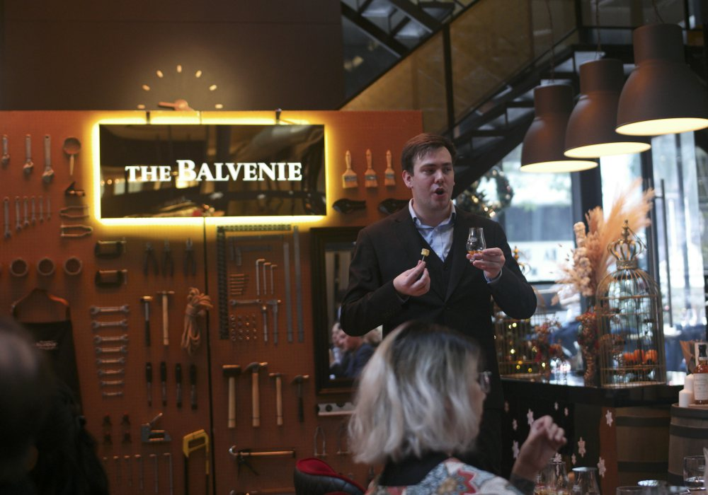 The Balvenie New SEA Regional Ambassador James Cordiner 05  - The Balvenie 新任区域品牌大使: James Cordiner