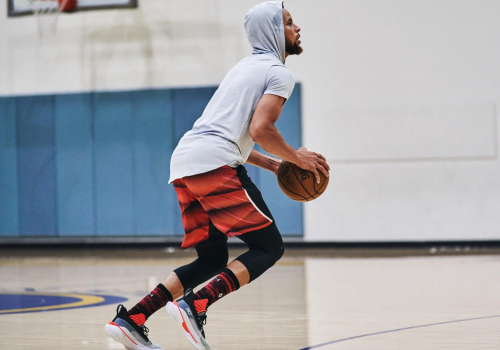 Under Armour Curry 7 Stephen Curry 04 - Stephen Curry 同款球鞋: UA Curry 7