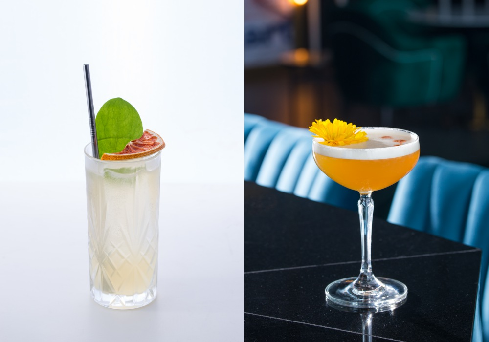 VOGUE KL DRINKS  - 时尚融合料理体验: Vogue Lounge KL