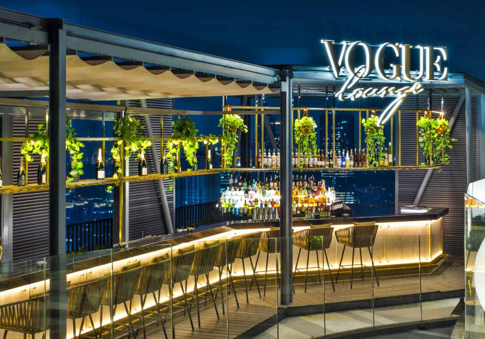 VOGUE KL FEATURED - 时尚融合料理体验: Vogue Lounge KL