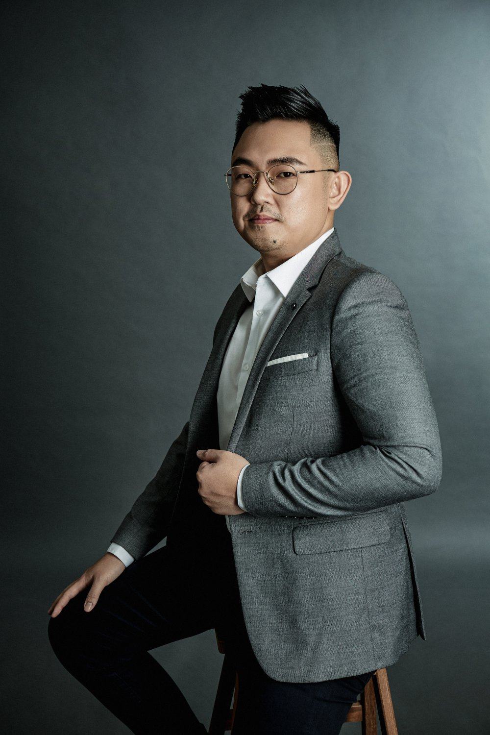 kingssleeve interview Johnny Wong founder of breakout suit - Johnny Ong: Success Is Not One's Alone