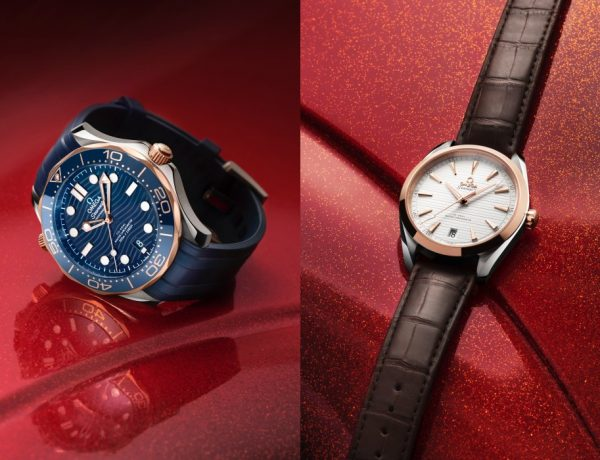 omega watches holiday gift guide 600x460 - OMEGA 2019 佳节献礼甄选