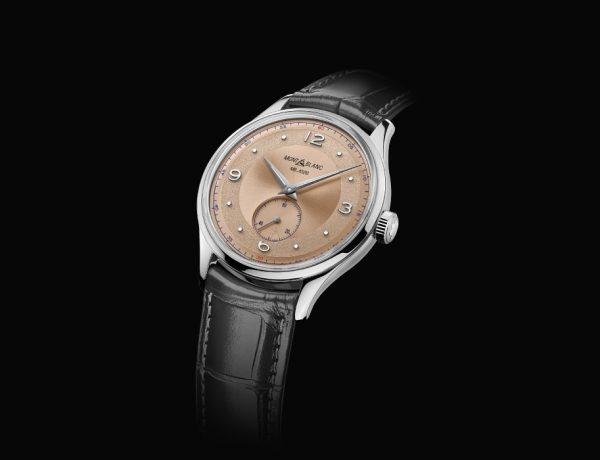 montblanc heritage small second