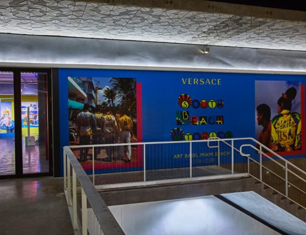 versace south beach stories exhibition 600x460 - Versace South Beach Stories 迈阿密艺术展