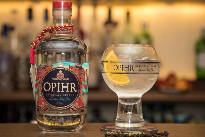 2019 12 best opihr - 跟上GIN热潮: 12 款最佳琴酒