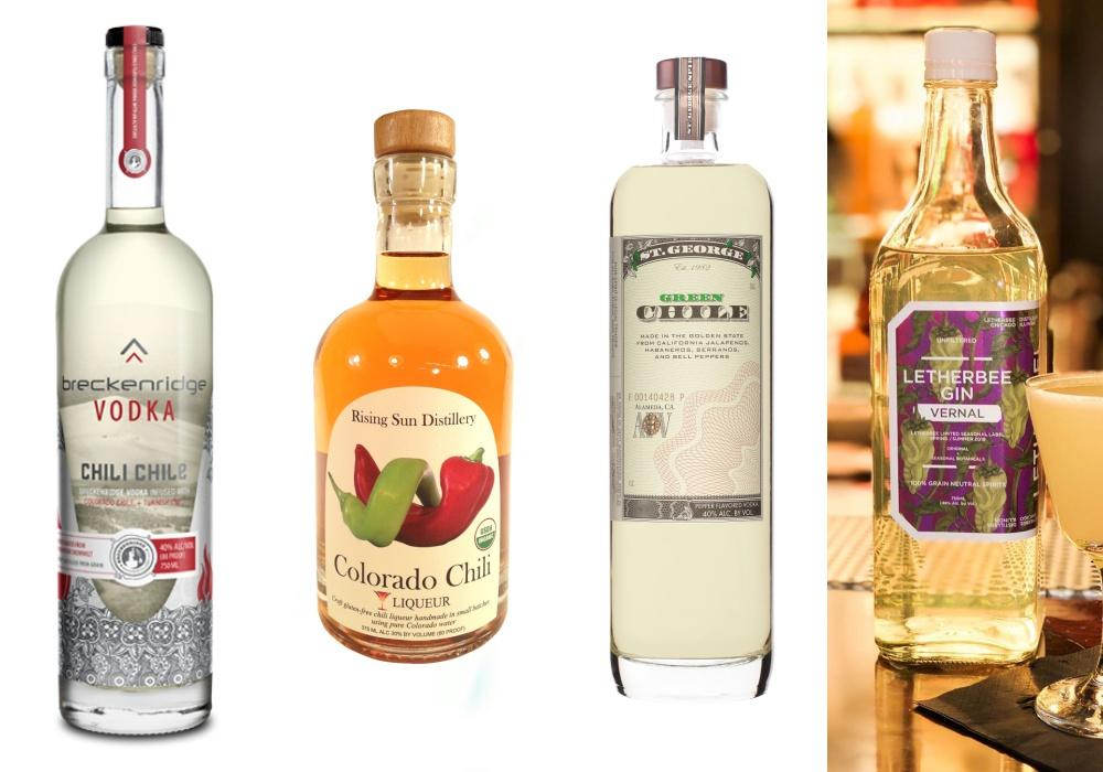 4 best spicy spirit - 4款辣酒,让你越喝越过瘾