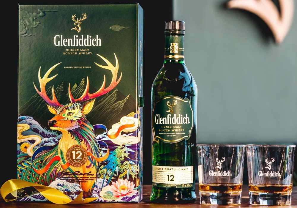 Glendfiddich CNY 12 - 皇家雄鹿 Glenfiddich 喜迎春节限量包装