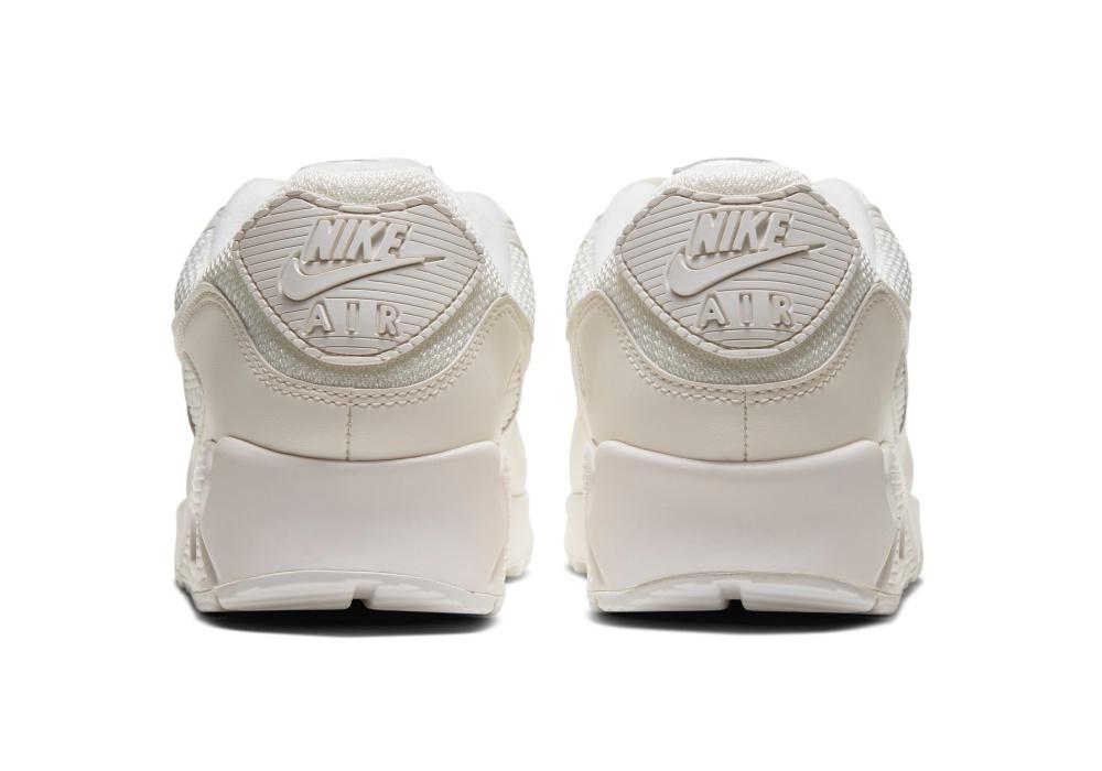 Nike Air Max 90 white2 - 引领潮流30年:Air Max 90 重新面貌再出击