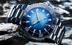 Oris Lake Baikal limited edition 240x150 - 拥护西伯利亚明珠: ORIS Lake Baikal 限量腕表