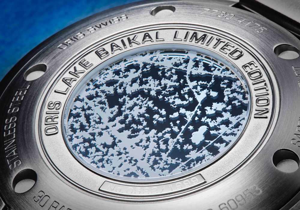Oris Lake Baikal 004 - 拥护西伯利亚明珠: ORIS Lake Baikal 限量腕表