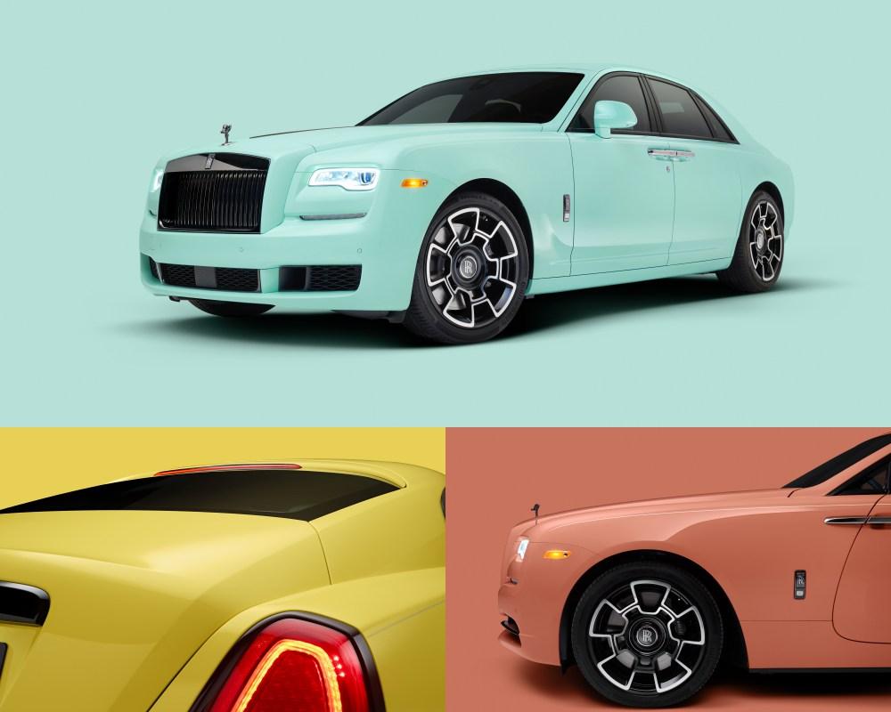 Pebble Beach - 回顾'19年 Rolls-Royce 高级定制的匠心杰作