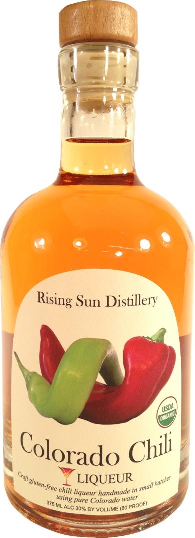 Rising Sun Chili Liqueur - 4款辣酒,让你越喝越过瘾