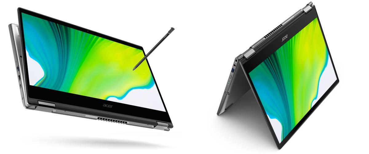 Spin  - CES'20: Acer 5 个不可不知的重点发布