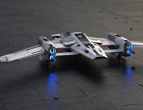 porsche lucasfilm 002 600x460 - Porsche x Lucasfilm 打造 Star Wars 梦幻星际飞船