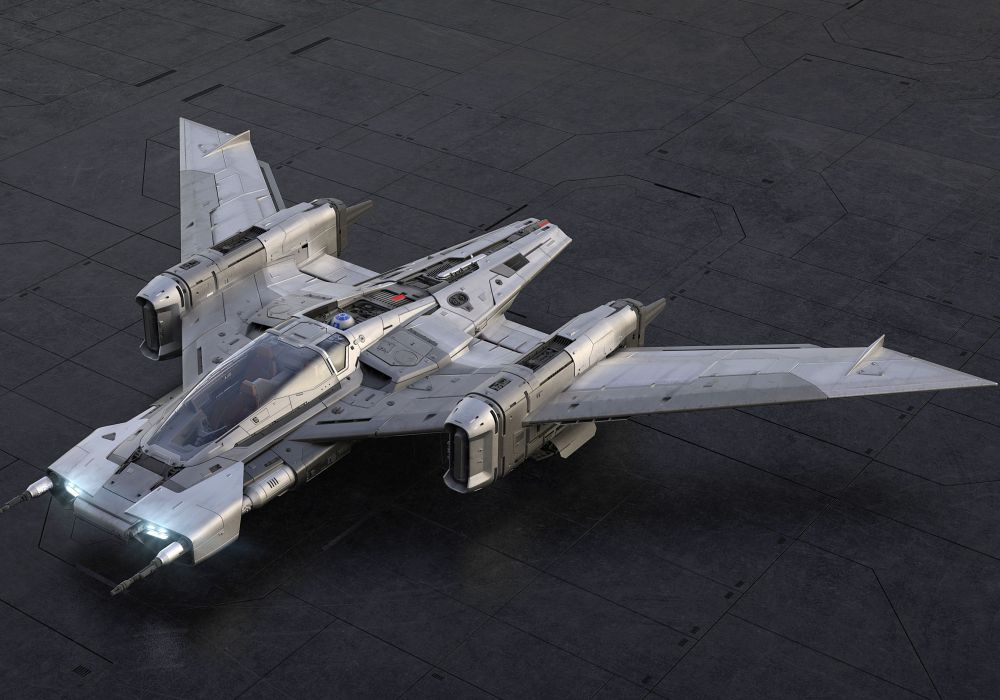 porsche lucasfilm 004 - Porsche x Lucasfilm 打造 Star Wars 梦幻星际飞船