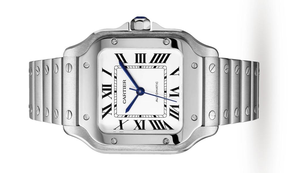 """Boyfriend watch Cartier 001 1 - 情侣表太普通; 知性另一半更爱 """"Boyfriend Watch"""""""
