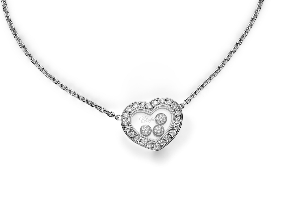 Chopard valentines HappyDiamonds 001 - Chopard 倾心之作 见证真爱宣言