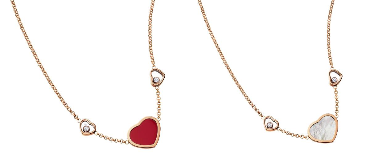 Chopard valentines HappyHearts 002 - Chopard 倾心之作 见证真爱宣言
