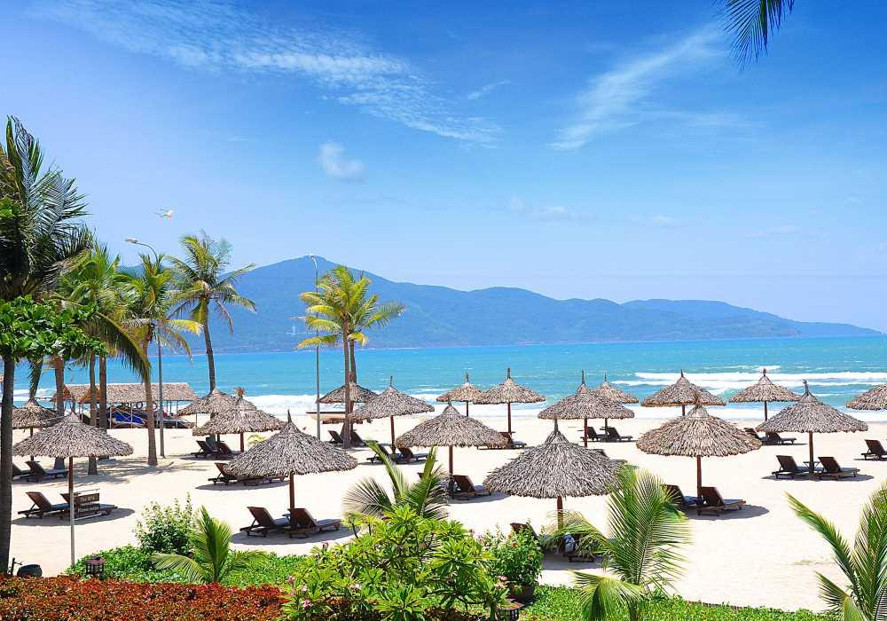 Furama Resort Danang 002 - 入住 WorldHotels 顶级酒店; 沉醉在浪漫二人世界里