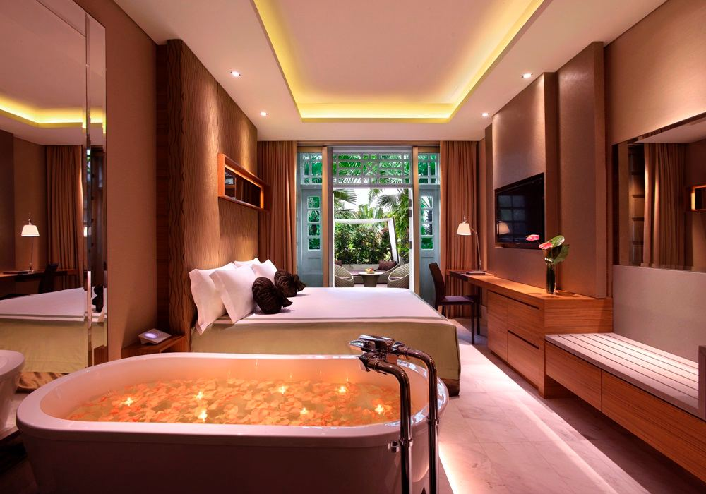 Hotel Fort Canning 003 - 入住 WorldHotels 顶级酒店; 沉醉在浪漫二人世界里