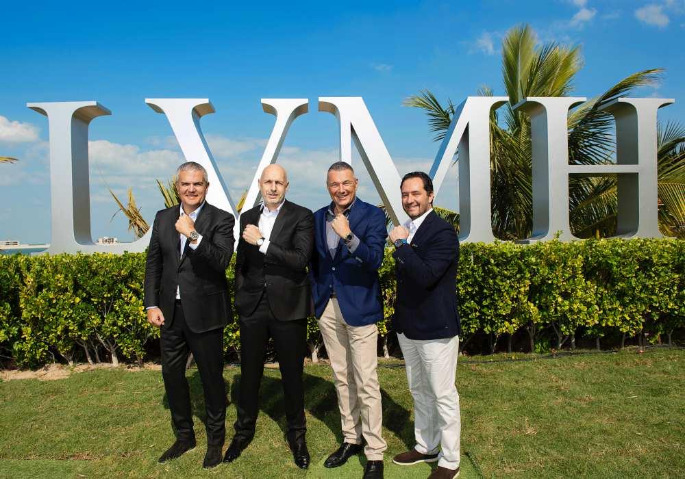 LVMH Watch Week 2020 Ricardo Guadalupe Stephane Bianchi Jean Christophe Babin Julien Tornare - 顶级制表品牌齐聚: 首届 LVMH Watch Week