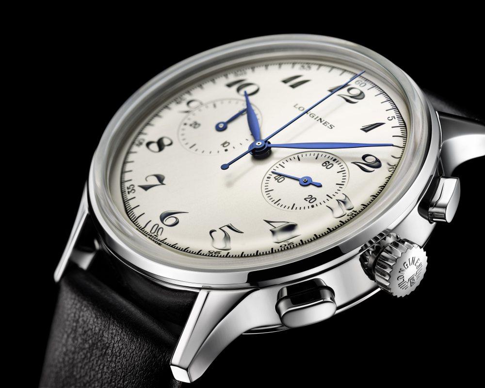 Longines Heritage Classic Chronograph 1946 002 - 隽永表款完美复刻: Longines Heritage Classic Chronograph 1946