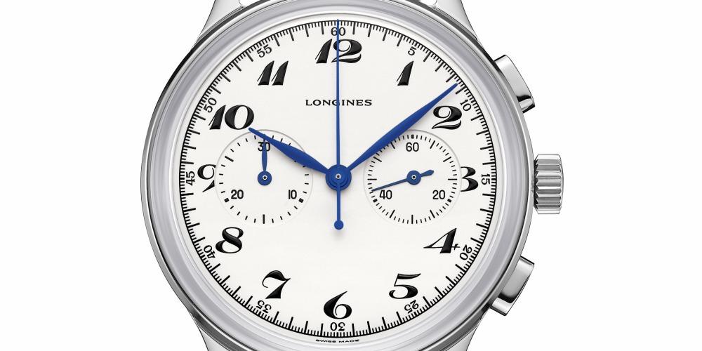 Longines Heritage Classic Chronograph 1946 003 - 隽永表款完美复刻: Longines Heritage Classic Chronograph 1946