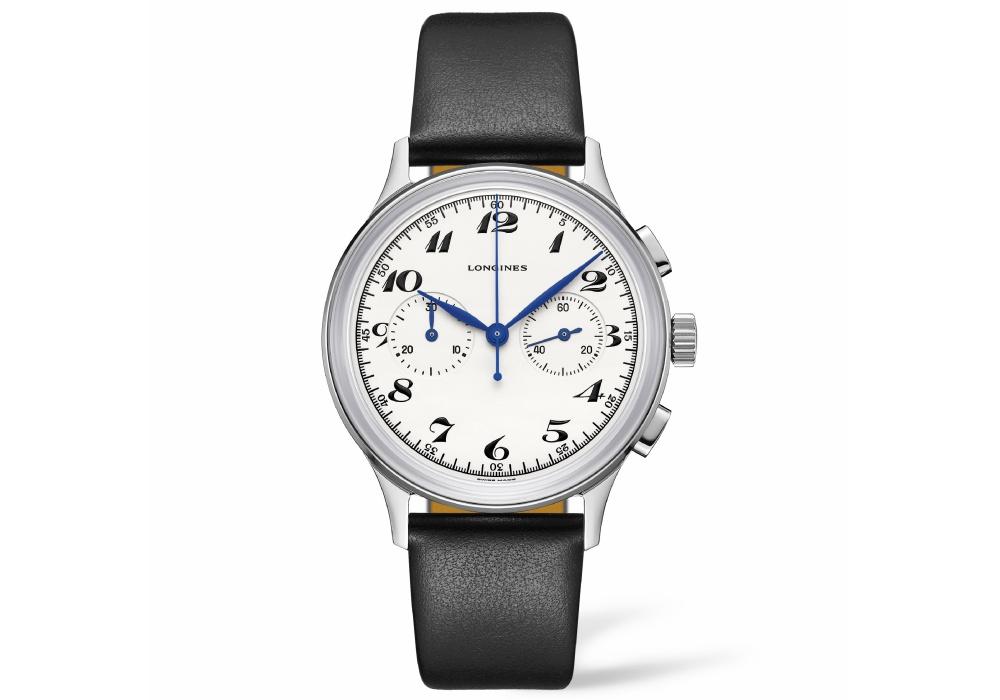 Longines Heritage Classic Chronograph 1946 005 - 隽永表款完美复刻: Longines Heritage Classic Chronograph 1946