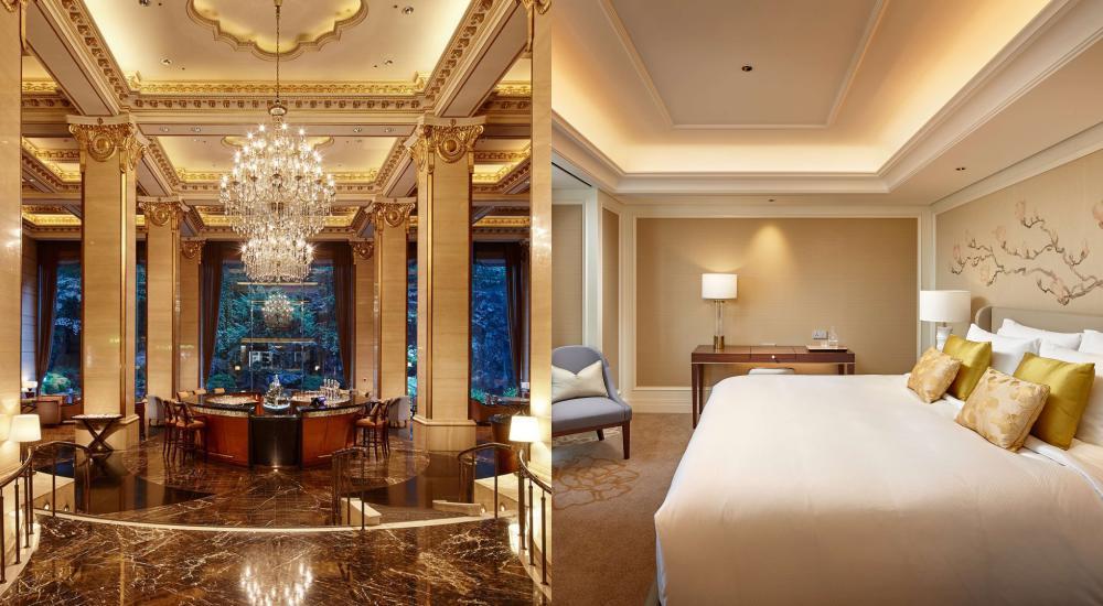 Lotte Hotel Seoul 002 - 入住 WorldHotels 顶级酒店; 沉醉在浪漫二人世界里