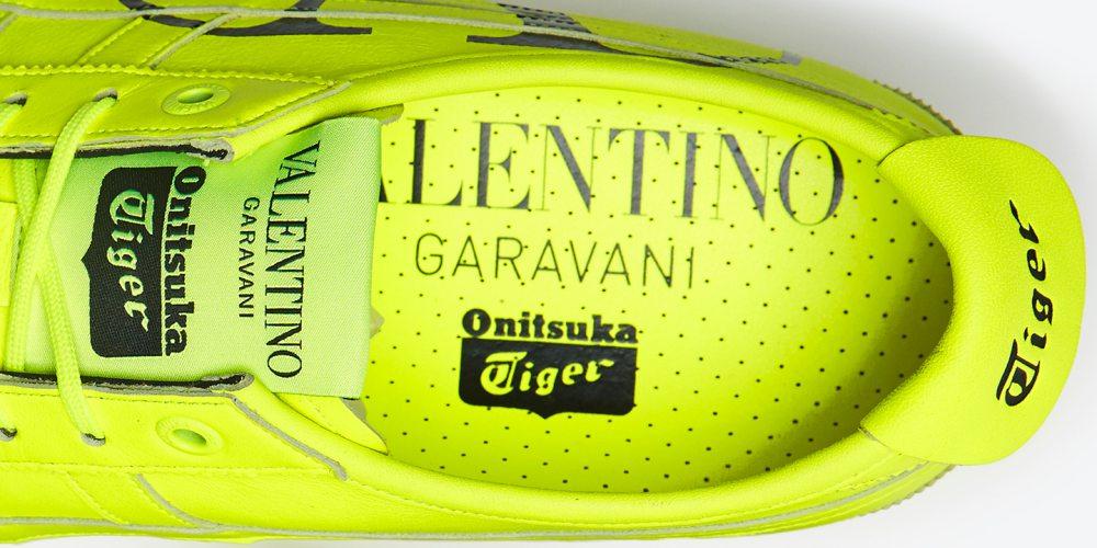 OTx Valentino 004 - Onitsuka Tiger x Valentino 联名擦出耀眼火花