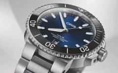 Oris Aquis Date 41.5mm 001 240x150 - ORIS Aquis Date 潜水表家族新成员