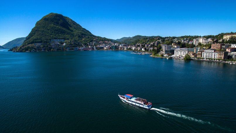 Swiss Diamond Hotel Lugano 001 - 入住 WorldHotels 顶级酒店; 沉醉在浪漫二人世界里