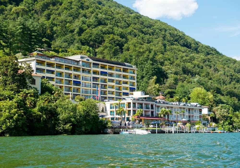 Swiss Diamond Hotel Lugano 002 - 入住 WorldHotels 顶级酒店; 沉醉在浪漫二人世界里