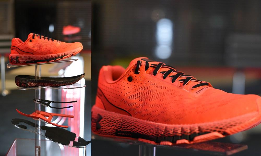 UA HOVR MACHINA 004 - UA 发布终极长跑运动鞋: HOVR Machina